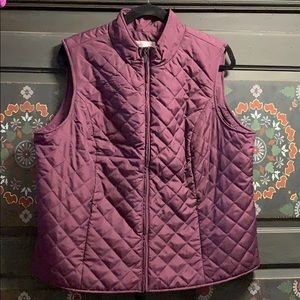 Lady's Lightweight Quilted Vest